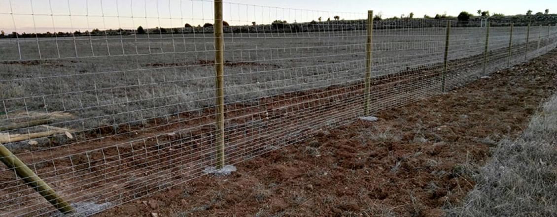 Vallar un terreno alicia kirchner mand a vallar la casa - Cuanto cuesta vallar un terreno ...