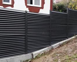 Valla de Lamas Plegadas en Gallarta, Vizcaya