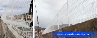 Malla Plegada en Vall d´Uxo (Castellon)