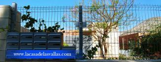 Vallado de Malla Electrosoldada en Altea la Vella (Alicante)