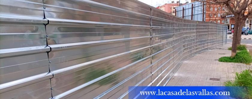 Chapa grecada o ciega para Nova Atica (Valencia)