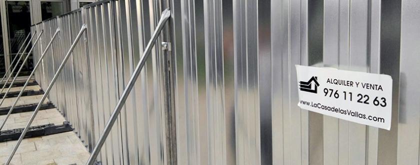 Alquiler Valla Opaca Trasladable en la Gala Premios La Liga 2015/16