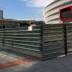 Renforcement des clôtures